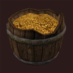 Barrel of Fool's Gold