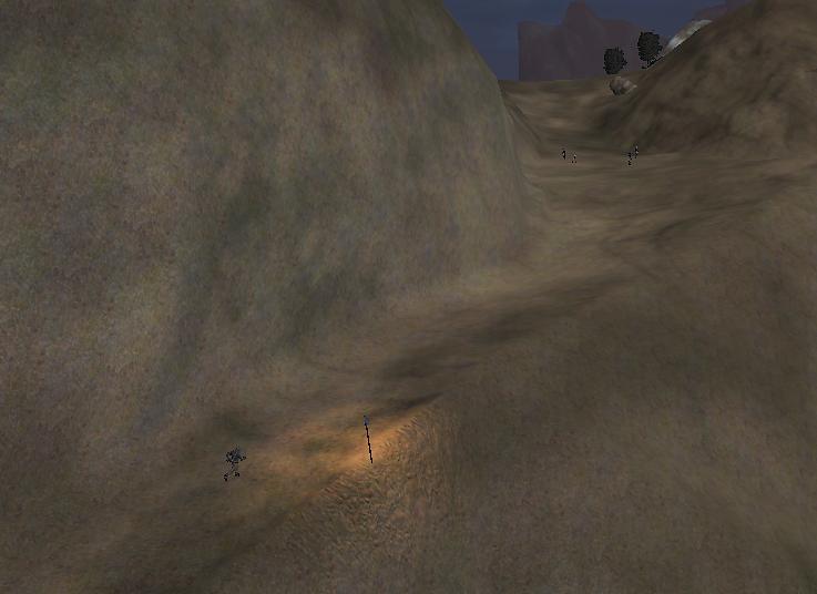 Smuggler's Path