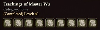 Teachings of Master Wu