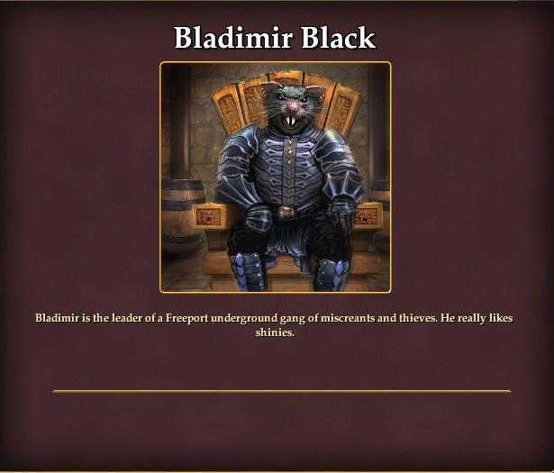 Bladimir Black