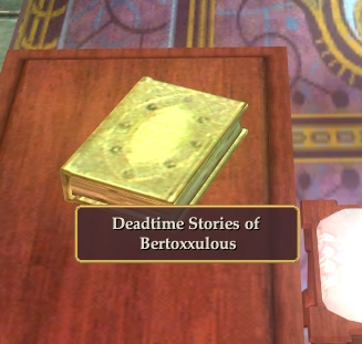 Deadtime Stories of Bertoxxulous (Collection)