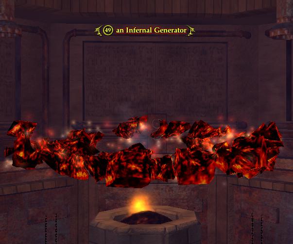 An Infernal Generator