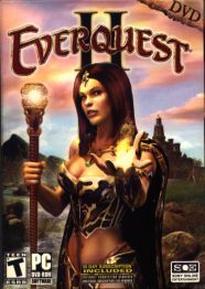 EverQuest II front cover