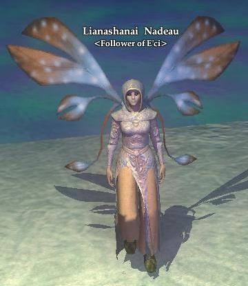 Lianashanai Nadeau