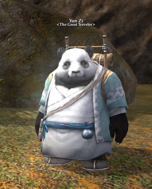 Yun Zi (Merchant)