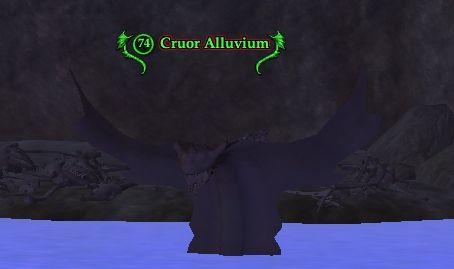 Cruor Alluvium