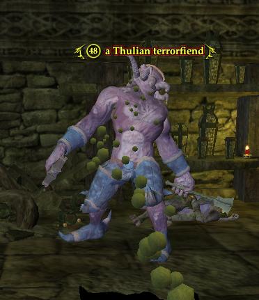 A Thulian terrorfiend
