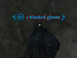 A bloated gloom