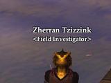 Zherran Tzizzink