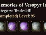 Memories of Vesspyr Isles
