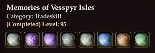 Memories of Vesspyr Isles