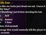 Swindle Fate