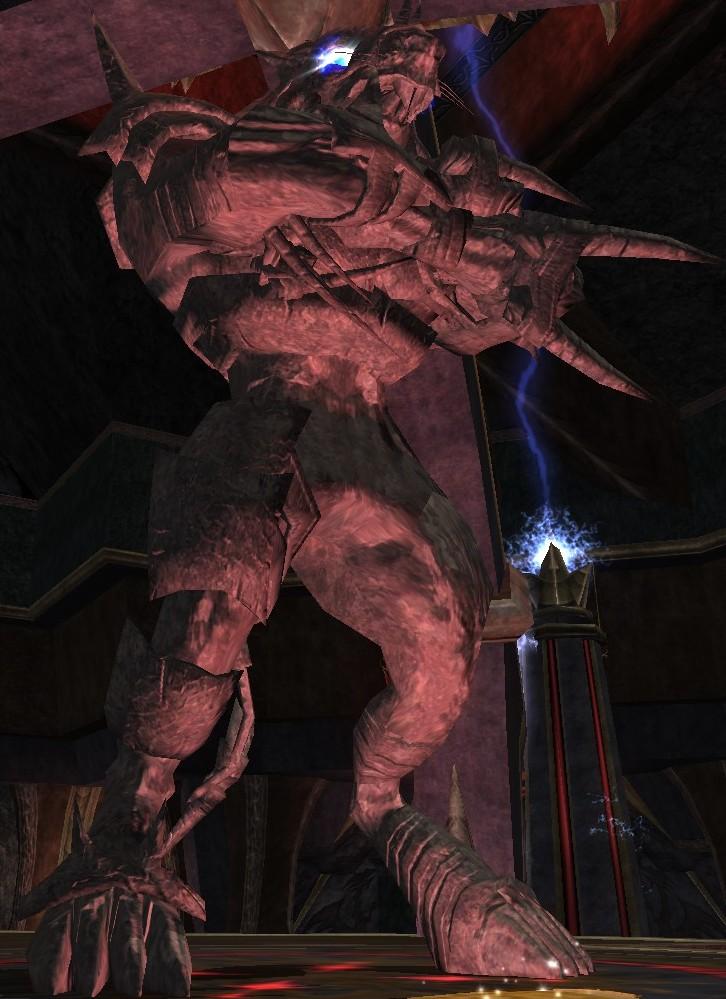 The Forgotten Statue (Adv. Solo)