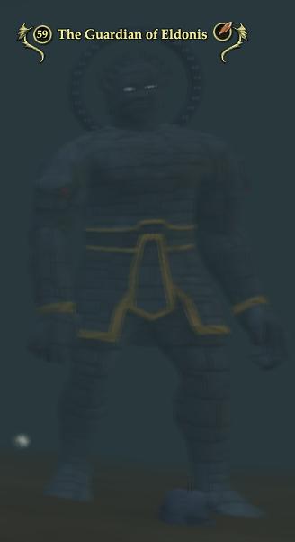 The Guardian of Eldonis
