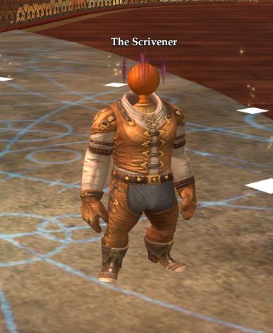 The Scrivener