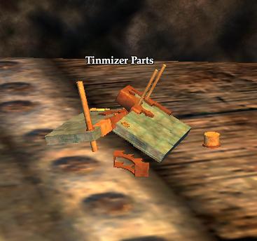 Tinmizer Parts Salvage