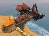 The Skystrider Launch-Dock