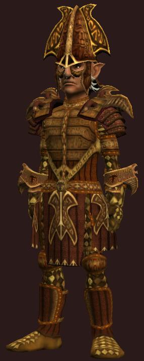 Spiritweaver's Sacrosanct (Armor Set)