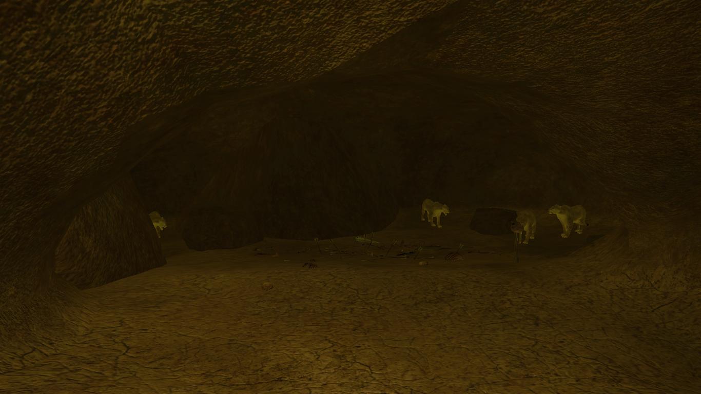 Heroic: The Darkened Den