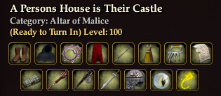 A Persons House is Their Castle
