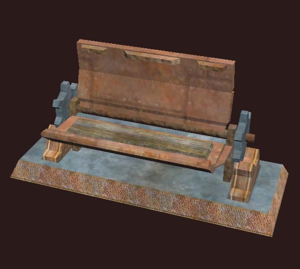 Ak'Anon Mechano-Bench