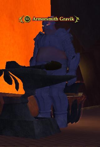 Armorsmith Gravik