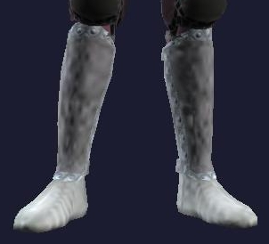 Boots of Hardened Ice