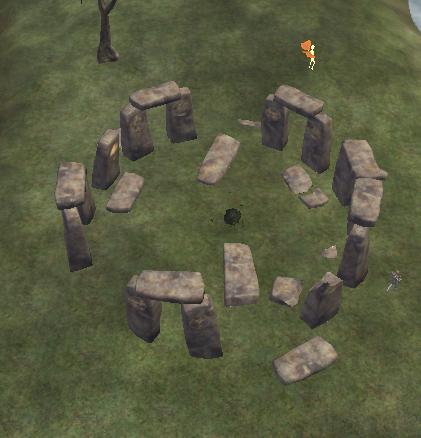 Druid Ring (EL)
