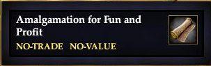 Amalgamation for Fun and Profit