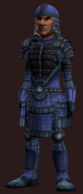 Forest Scion's Sanctified (Armor Set)