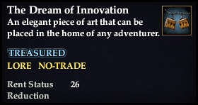 The Dream of Innovation