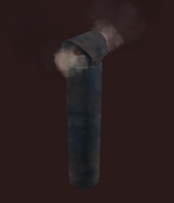 Crude Stove Flute