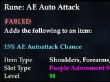 Rune: AE Auto Attack
