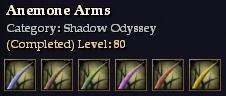 Anemone Arms