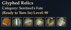 Glyphed Relics