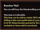 Banshee Wail