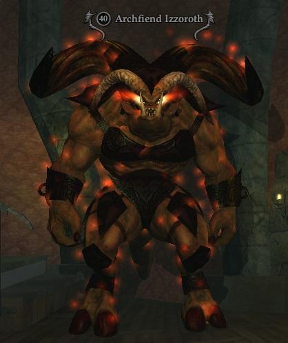 Archfiend Izzoroth