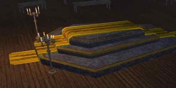 Mistmoore's Altar