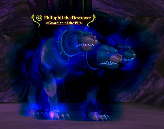 Philuphii the Destroyer