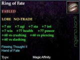 Ring of Fate