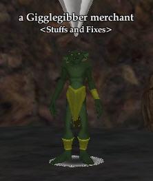 A Gigglegibber merchant