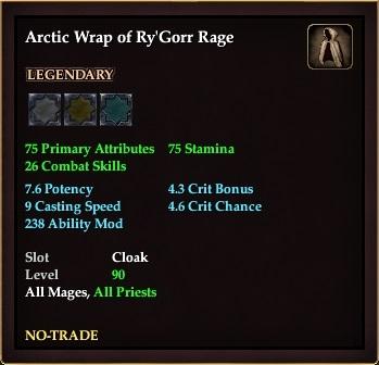 Arctic Wrap of Ry'Gorr Rage