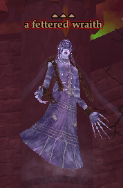 A fettered wraith (Heroic)