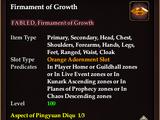 Firmament of Growth