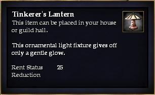 Tinkerer's Lantern