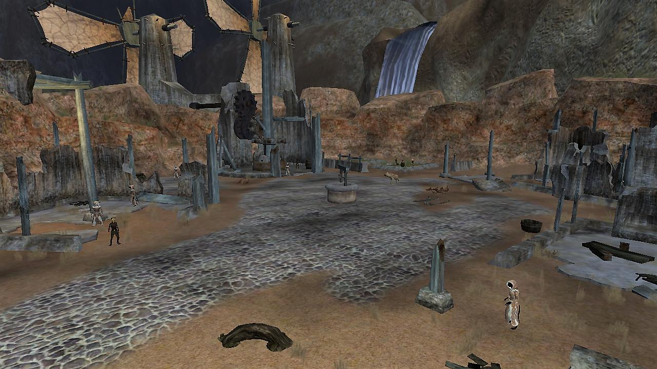 Black Magi Enclave