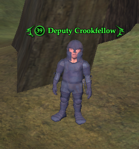 Deputy Crookfellow (Enchanted Lands)