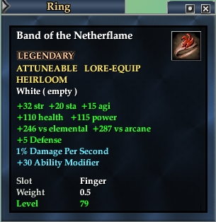 Band of the Netherflame (Level 80)