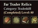 Far Trader Relics