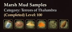 Marsh Mud Samples (Collection)